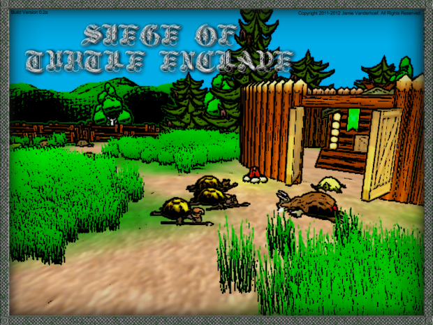Siege of Turtle Enclave Alpha v0.2a