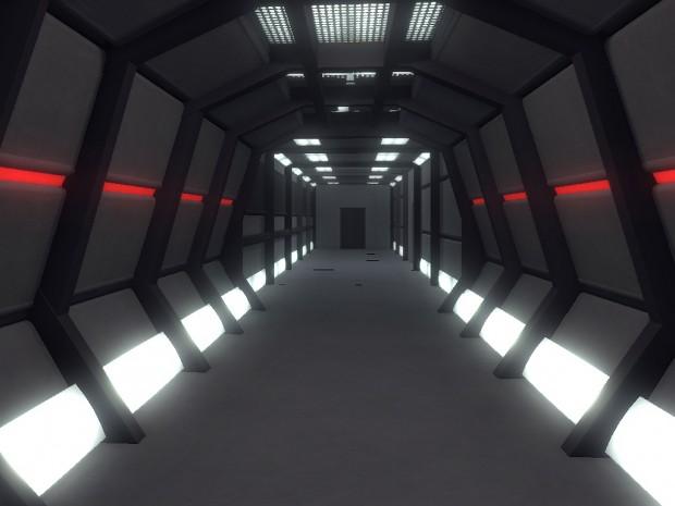 Star Trek, Corridors