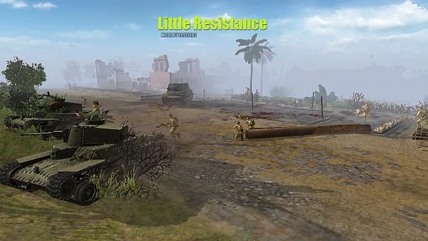 Little Resistance 0.2