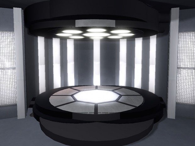 Star Trek, Transporter Room