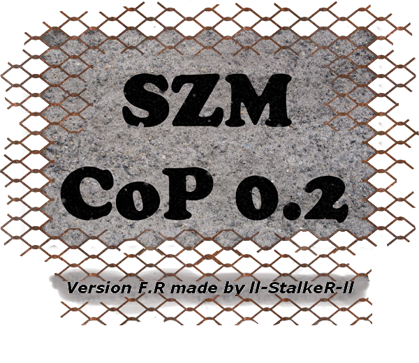 "S.T.A.L.K.E.R ""S.Z.M."" C.O.P French Translation"