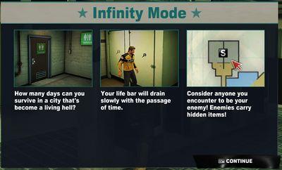 Infinity Mode v1.0