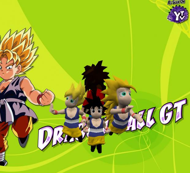 Goku GT Demo