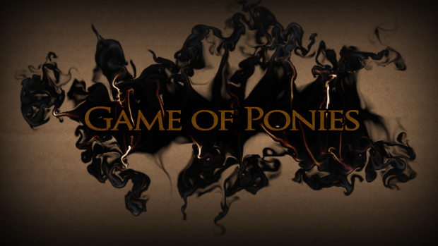 Game Of Ponies Picture Pack