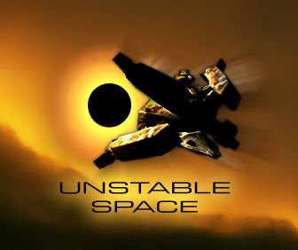 Unstable Space Beta