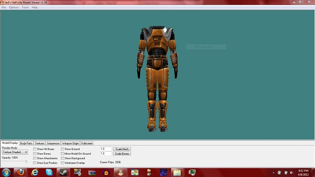 Half-Life PS2 Hev suits