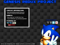 Genesis Redux Project - Version 1.0.0