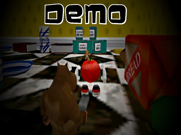 Tom The Tomato: Demo