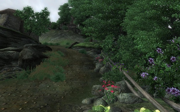 Cyrodiil Extended - Aleswell