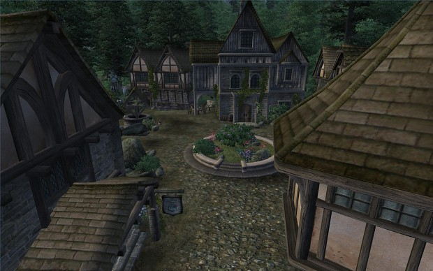 Cyrodiil Extended - Hackdirt and burned isle