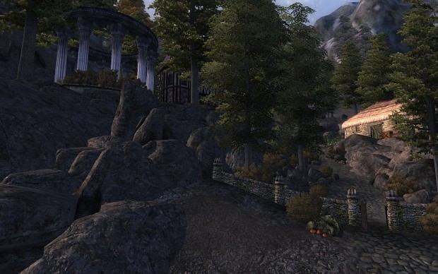 Cyrodiil Extended - Lord Rugdumph's Estate