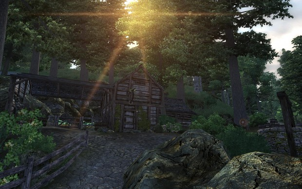 Cyrodiil Extended - Inn of Ill Omen