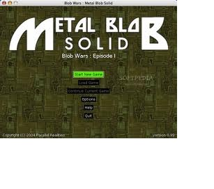 Metal Blob Solid (psp) Updated!