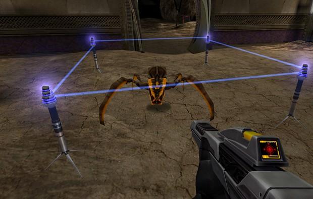 Coop Bugs - custom level