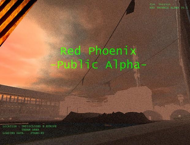 Red Phoenix Alpha 1