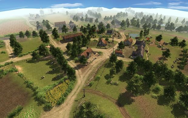 Brettevillette skirmish mission by Bassmaniac