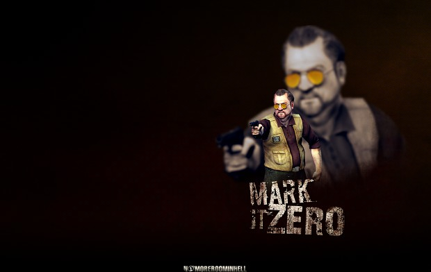 Mark It Zero Wallpaper