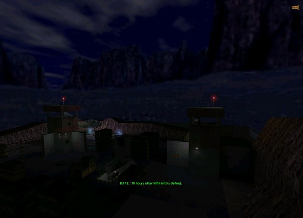 Destination Black Mesa