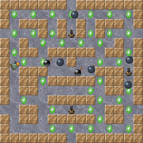 Bombsweeper Demo v.0.12
