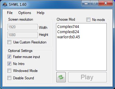 SHWL 1.70