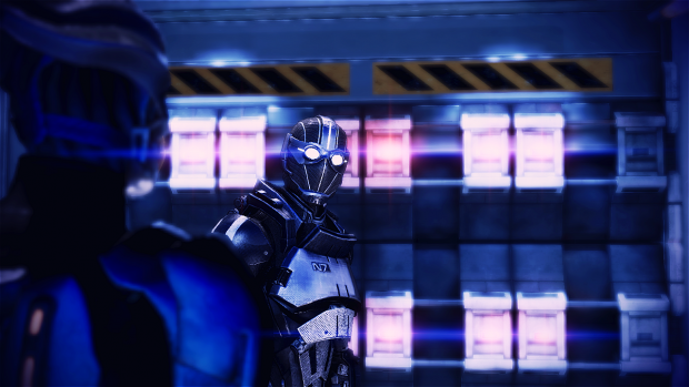 Mass Effect 3 Cinema Mod