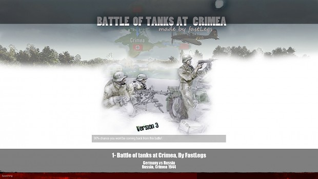 fastLegs - Battle of tanks at Crimea v.3