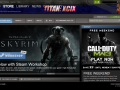 Titan: XCIX V2 STEAM SKIN