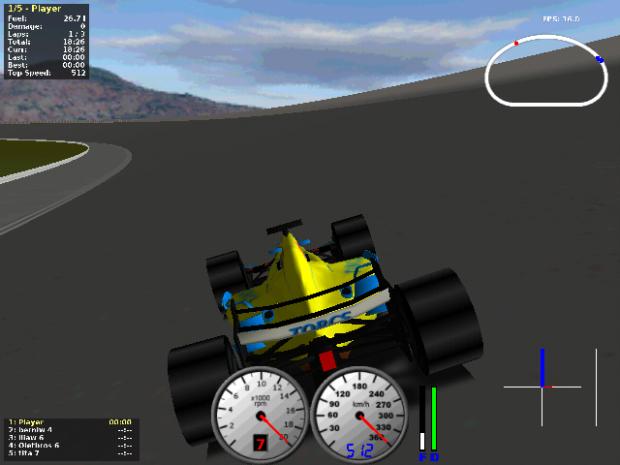 formula-torcs v2
