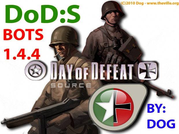 Day of Defeat: Source - BOTS 1.4.4