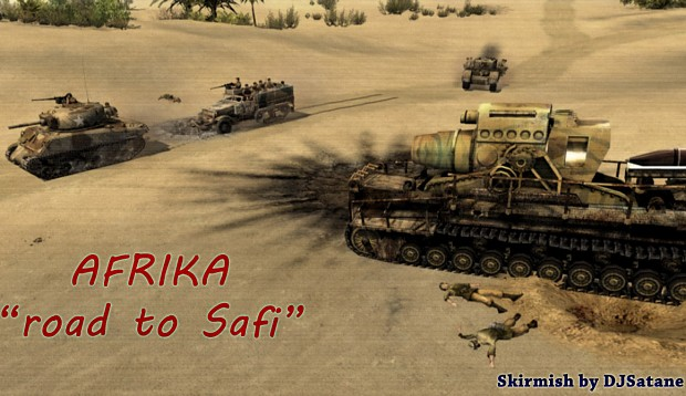 """[Germany] Afrika """"road to Safi"""""""