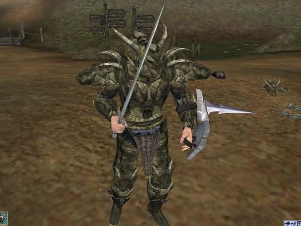 Durzog Armor