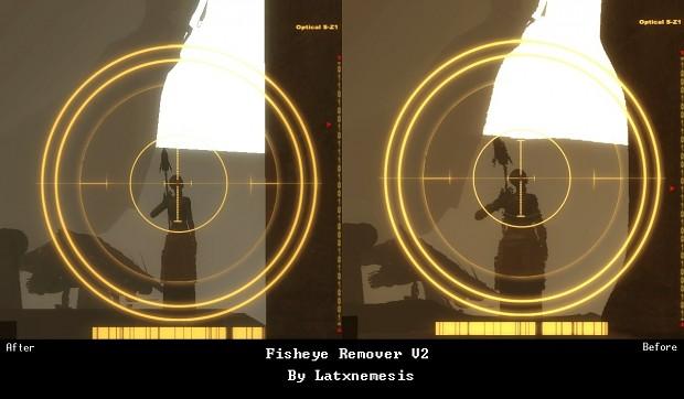 Fisheye Remover