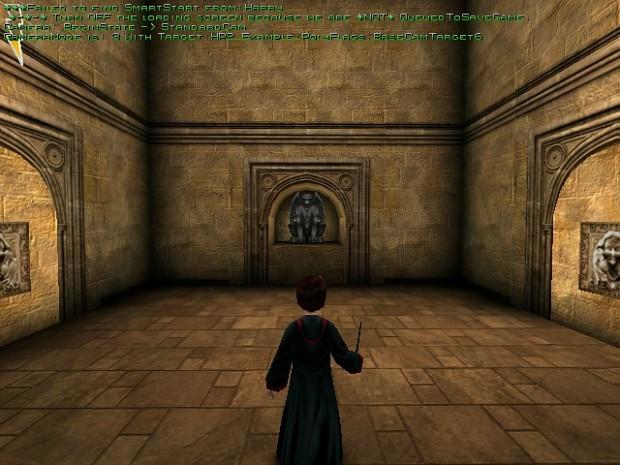 Harry Potter II Lumos Test Level