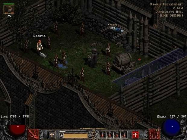 Legend About Nine Demons 1.6