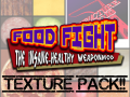 Food Fight TEXTURE PACK!!