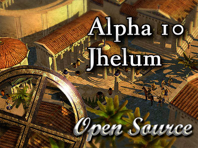 0 A.D. Alpha 10 Jhelum (Windows version)