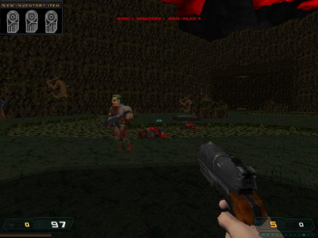 Doom 3 Weapons Mod By AlphaEnt Beta 7