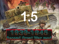 1939-1945 Second Great War mod 1.5 version