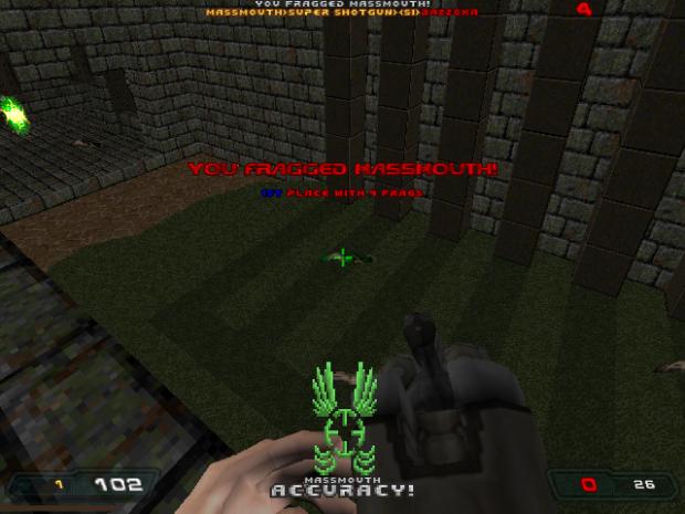 Doom 3 Weapons Mod By AlphaEnt Beta 8