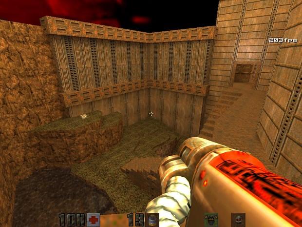 Quake 2 - WarZone