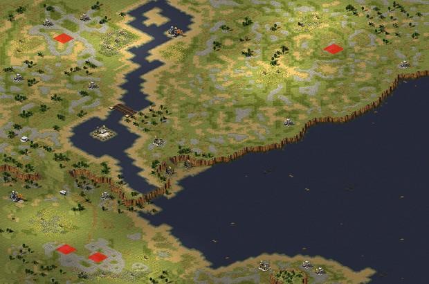 Yuri's Revenge - Pre Release Map 3 (2-4)