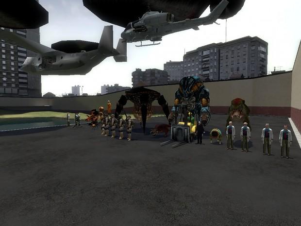 Half-Life ReBuilt Snpcs (Half-Life 1) Full