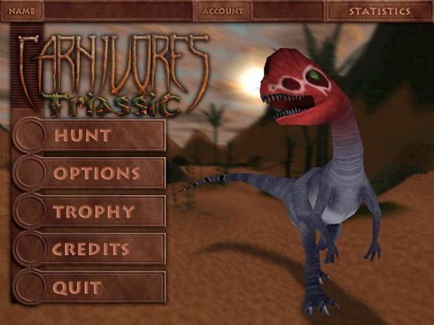 Carnivores Triassic Beta 1