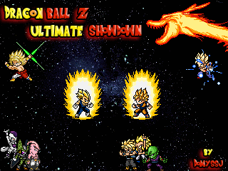 DBZ Ultimate Showdown Demo 1