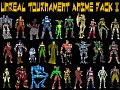 Unreal Tournament  Anime Pack ][