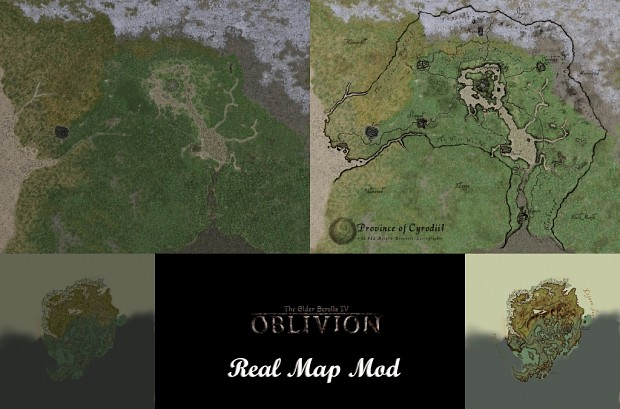 Real Map Mod