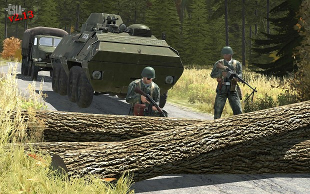 ČSLA for Arma2:Combined Operations - ver. 2.13