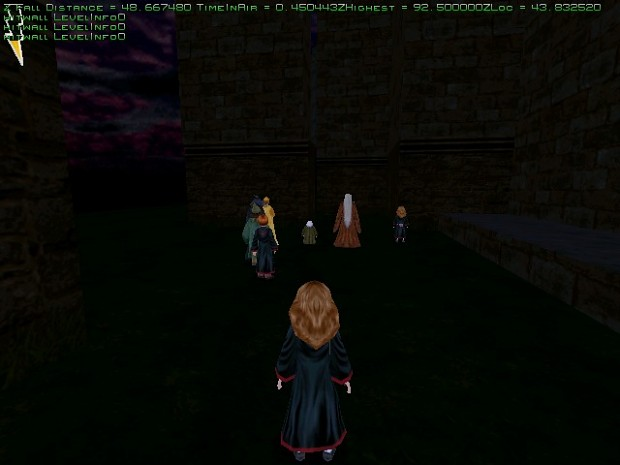 Harry Potter II Custom Level II