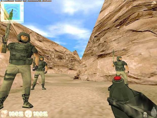 Mobile Infantry beta