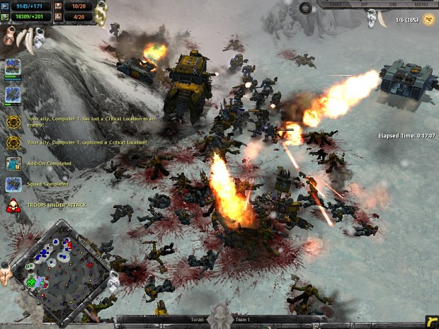Space Wolves 0.61